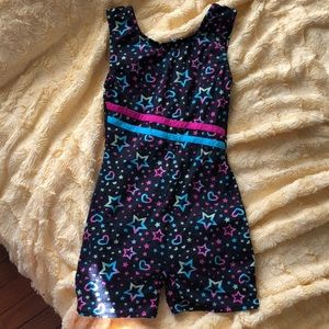 Jacques Morét Girls Leotard